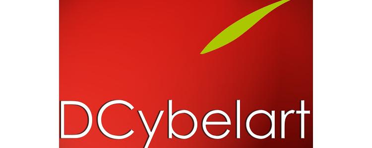 Logo DCYBELART Big
