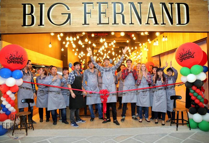 Big Fernand Team